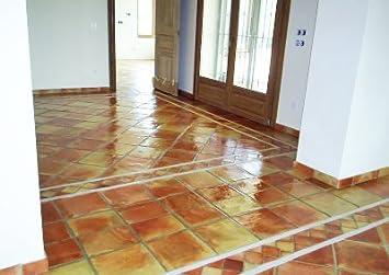 Aceite Mora especial para baldosas y suelos de barro cocido terracota, marmol envejecido, travertino, pizarra, piedra, mosaico hidraulico y ladrillo ...