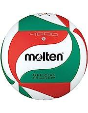 Molten Piłka do gry w zawody -V5M4000-DE biała/zielona/czerwona 5