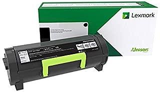 Lexmark 78C0UKG TAA-Compliant Black Ultra High Yield Return Program Toner Cartridge Toner