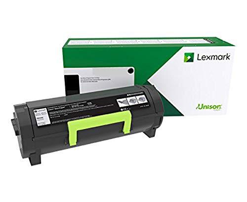 Lexmark 58D0U0G TAA-Compliant Ultra High Yield Black Toner Cartridge Toner