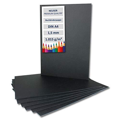 Cartón de encuadernación de 1,5 mm - Cartón extremadament