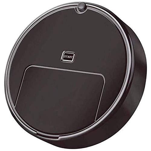 WDGNY Accesorios de limpieza para aspiradora, barredora automática para polvo y pequeñas piezas de papel, kit de cepillo negro (color: negro)