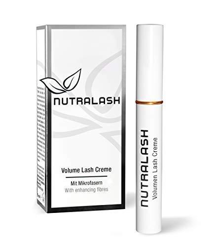 NUTRALASH Volume Lash Creme, Mascara-Primer, intensive Pflege für Wimpern, 6 ml