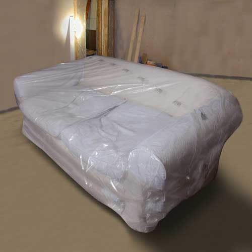 Caraselle Polythene Protection Cover for 2/3 Seater Sofa