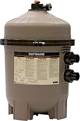 Hayward W3DE3620 ProGrid Diatomaceous Earth Pool Filter, 36 Sq. Ft.