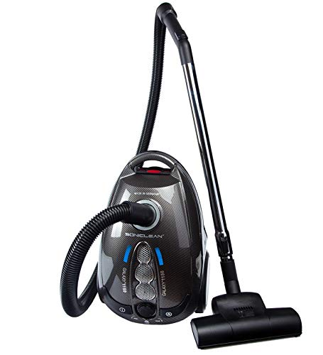 Galaxy 1150 Canister: best canister vacuum for carpet and pet hair