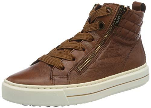 ARA Damen Courtyard Sneaker, Cognac, 42 EU