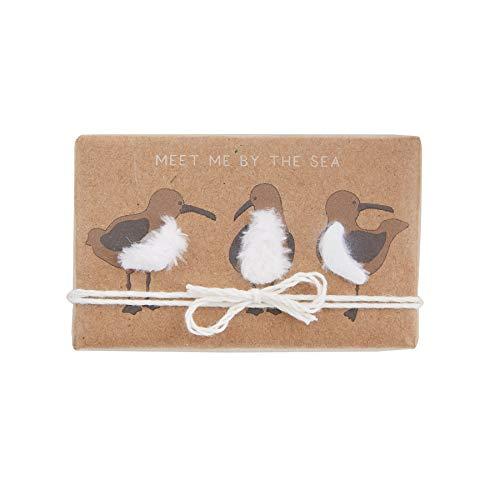 Mud Pie Beach Soap Trim, Birds