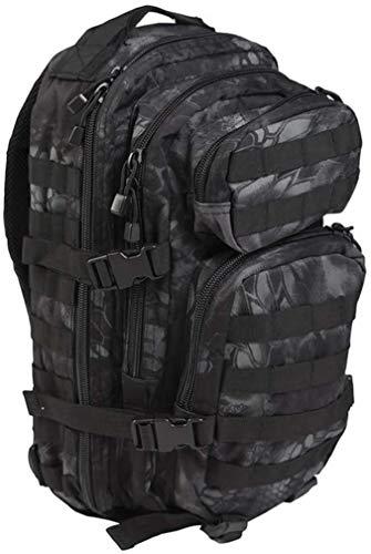 Mil-Tec US Assault Pack Backpack,L,Mandra Night