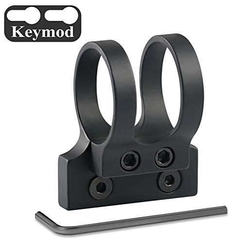 OTW Offset 1 inch Tactical Flashlight Mount for...