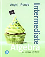 Intermediate Algebra For College Students, 10th Edition Front Cover