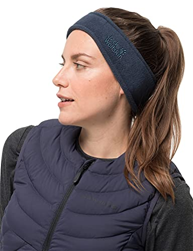 Jack Wolfskin Unisex Stirnband Vertigo, night blue, One Size