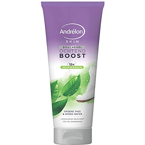 Andrelon Douchegel - Groene Thee & Kokos 200 ml
