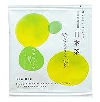 三國屋善五郎 (茶楽 )マスカットの緑茶 1個 ティーバッグ お茶 煎茶 個包装 マスカットティー マスカット 緑茶 フレーバードティー