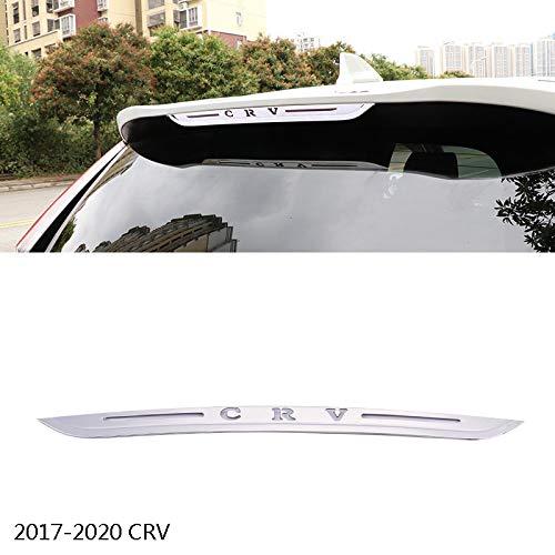 D28JD Bremslicht Aufkleber für 2017-2020 H-Onda CRV Car Styling Zubehör,Silver Titanium