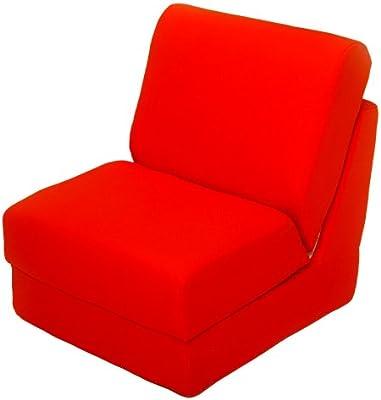 Fun Furnishings Teen Chair, Orange