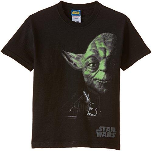 Star Wars - T-Shirt - Manches Courtes Homme, Noir, X-Large