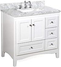 Amazon Com 36 Inch Bathroom Vanity