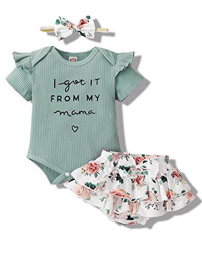 Mioglrie Newborn Baby Girl Cloth...