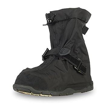 NEOS 11  Villager Nylon All Season Waterproof Overshoes  VIS1  Black Large