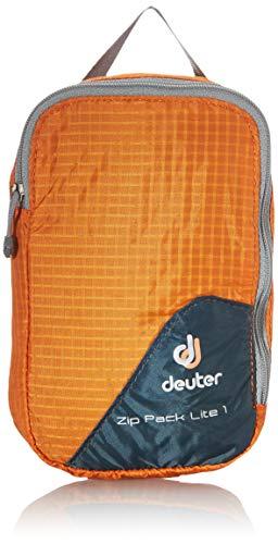 Deuter Zip Pack Lite 1Tasche Universal, Unisex Erwachsene, Orange (Mandarine), 1L