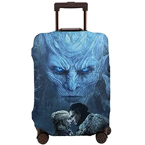Game Thrones TV Show Maleta Funda protectora lavable Diseño 3D 4 tamaños para la mayoría de equipaje bolsa protectora cremallera