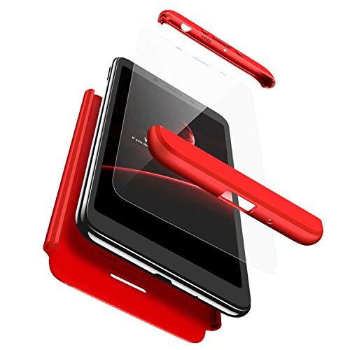 TXLING Funda para Xiaomi Redmi 6A Cubierta 360°Caja Protección...