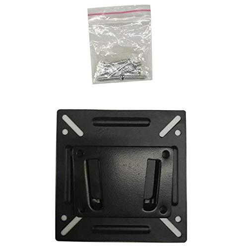 Kuyoly Soporte de TV universal para montaje en pared de 14 a 32 pulgadas, compatible con ocasiones de hogar y negocios