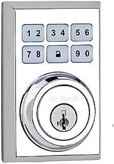 Kwikset SmartCode 910 Contemporary Electronic Smart Lock Deadbolt Featuring SmartKey Security & Z-Wave Plus Technology, Wo...