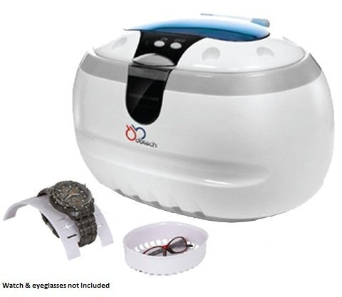 DB-Tech Ultrasonic Cleaner with a 17-ounce...