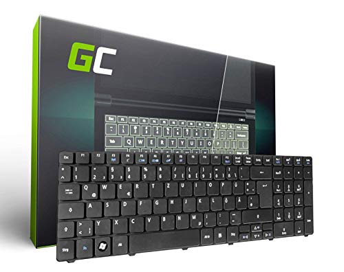 Green Cell® Notebook Tastatur für eMachines G620 DE QWERTZ NEU