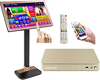 4TB HDD 77K, Touch Screen Karaoke Machine Chinese songs (Mandarin,Cantonese),English Songs Player, 22``TSR Cloud Download, 觸摸屏,卡拉OK 播放器,云下國語+粵語+英語