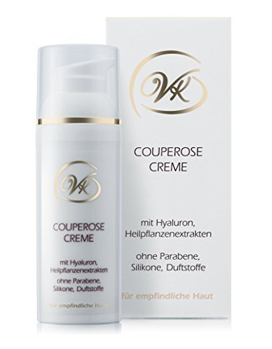 Couperose Creme mit Hyaluron, 50 ml