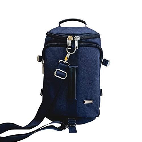 Museourstyty 3 in 1 Men's Backpack School Travel Luggage Rucksack Laptop Daypack Bookbags Teenagers Shoulder Bag