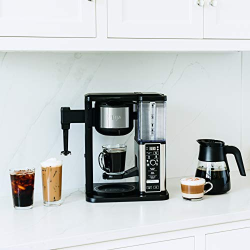 Product Image 13: Ninja Specialty Coffee Maker, with 50 Oz Glass Carafe, Black and Stainless Steel Finish