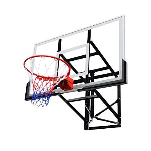 MGIZLJJ Basketballkorb Mini-Basketball-Reifen for Tür - Schlafzimmer-Basketball-Reifen in Innenräumen