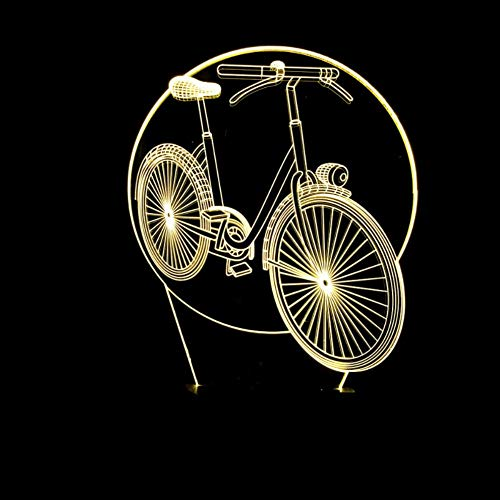Cikuso pour Velo Cycle 5 LEDs de Lumiere de Bicyclette Avant et Flashlight Arriere de 9 LEDs Ultra Bright