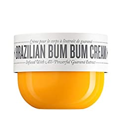 SMOOTHS & TIGHTENS: Fast absorbing body cream for your bum bum, legs, tummy - and all over - contains Guaraná to tighten and smooth the appearance of skin. HYDRATES & SOFTENS: Brazilian Beauty Blend of Cupuaçu Butter, Açaí Oil, and Coconut Oil soften...