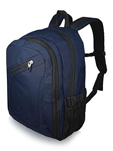 Roamlite Laptop Backpack - Fits up to 15.6 inch Screens - 25 Litre Bag - RL44N (Navy Blue)