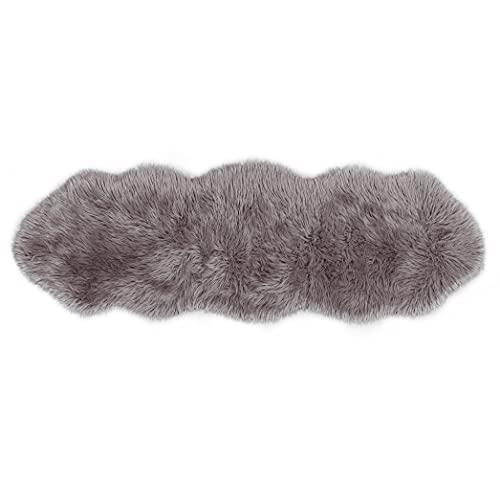 Teppich Wölkchen -  Lammfell-Teppich