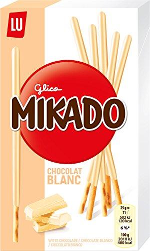 Mikado Cioccolato Bianco, 70g