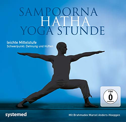Sampoorna Hatha Yoga Stunde – Dehnung der Hüften