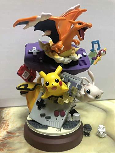 bolin Figura De Acción Pokemon Pokemon Pokemon Fantástico 18cm PVC Modelo Juguete Pose Regalo
