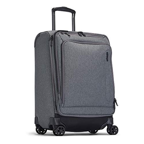 eBags Pro 22 Inches Carry-On Spinner (Heathered Graphite)