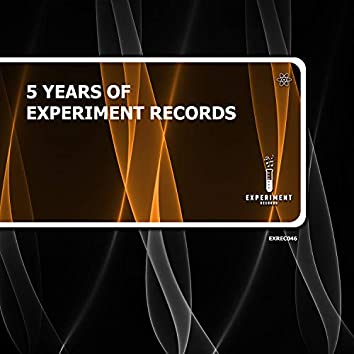 5 Years Of Experiment Records