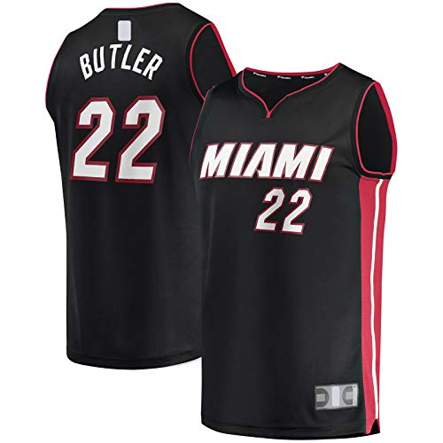 Sportswear Basketball Jersey Ropa Traning Jersey #22 Fast Break Player Jersey Negro - Icon Edition