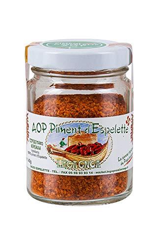 Maison Elharra Espelette-Piment AOP Elharra als Pulver, 40 g
