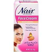 Nair Hair Remover Face Cream 2oz (2 Pack)