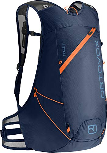 Ortovox Men\'s Trace 25 Carry-On Luggage, Night Blue, 53 cm