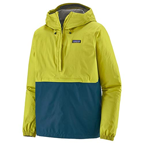 Patagonia M's Torrentshell 3L P/O, Giacca Uomo, Chartreuse, M